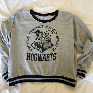 Harry Potter Hogwarts Sweatshirt XL
